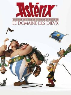 Asterix cg film - coming soon