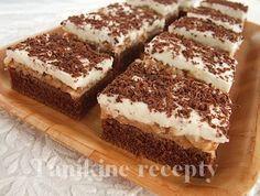 Smotanovo - jablkový koláč :: Recepty