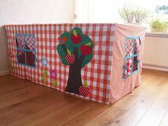 Noch so ein tolles Tischzelt für die Kinder zum Spielen oder für den Kindergeburtstag