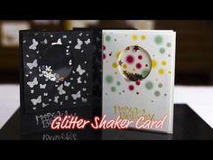 Glitter Shaker Card - Giggles Creative Corner