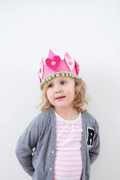 10 Valentine's Day Ideas Of Hair Accessories For Girls | Kidsomania