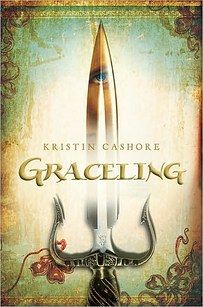 """The Graceling Realm series by Kristin Cashore 