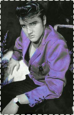 Beautiful in Purple :)