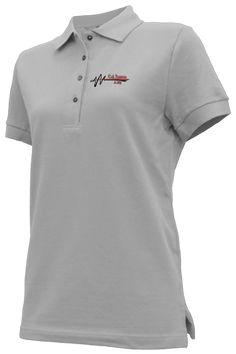 Women's Oak Mountain Eagles Embroidered Polo Shirts.  Get Custom spirit wear for any school @ spiritschoolapparel.com School Spirit Wear, Custom Sportswear, Embroidered Polo Shirts, College T Shirts, Polo Shirt Women, School Outfits, Spirit Store, High School, Sweatshirts