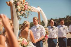 There are many ways to incorporate your love on the big day! Check out 20 of the sweetest vows and quotes for your wedding here. The post 20 Of The Sweetest Vows And Quotes For Your Wedding appeared first on Modern Wedding. Plan Your Wedding, Wedding Blog, Dream Wedding, Wedding Day, Love Marriage Quotes, Love And Marriage, Photoshoot Concept, Romantic Photos, Now And Forever