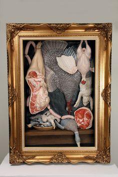 "Preview: Dirk Staschke's ""Executing Merit"" at Winston Wachter Fine Art | Hi-Fructose Magazine"