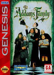 Emularoms: The Addams Family (BR) [ SMD ]