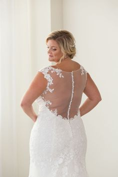 Justin Alexander wedding dress - Plus Size wedding dresses in Portland 265cee3383f3