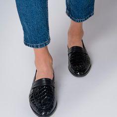 sports shoes 02f82 13786 Norma Vegan Croco