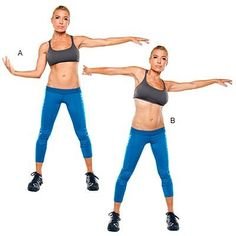B-ball palm rotation: Want definition like Gwyneth Paltrow or J. Let their trainer—Health columnist Tracy Anderson—work her magic on you. Body Fitness, Fitness Diet, Fitness Motivation, Health Fitness, Men Health, Fitness Plan, Health Care, Tracy Anderson Workout, Tracy Anderson Method