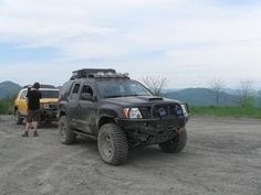 Back-in-Black > Post A Pic of Your Black X - Page 3 - Second Generation Nissan Xterra Forums Nissan 4x4, Nissan Trucks, Nissan Xterra, Future Trucks, Toyota 4, Off Road Adventure, Nissan Patrol, Car Mods, Back To Black
