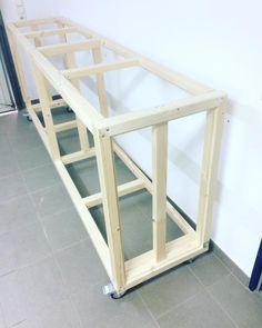 werktisch teil i unterkonstruktion werkbank hobelbank werktisch basteln pinterest. Black Bedroom Furniture Sets. Home Design Ideas