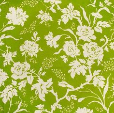 Jungle vine fabric by Waverly