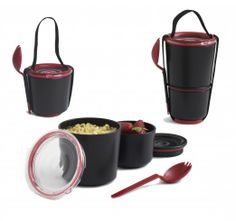lunch pot. comes with a spork.
