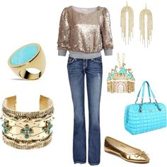 casual stylin', created by heather-leto on Polyvore
