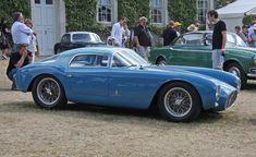 Maserati A6 GCS Berlinetta 1954