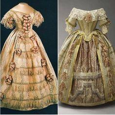 Queen Victoria 's dresses.