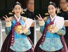 Korean Traditional, Traditional Dresses, Grand Prince, Korean Dress, Cute Korean, Korean Women, Korean Fashion, Wings, Women Wear