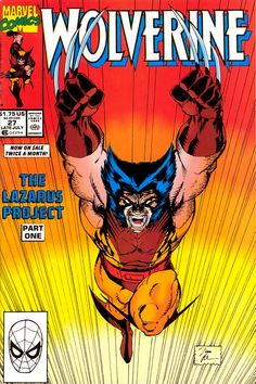 Wolverine #27 - Jim Lee