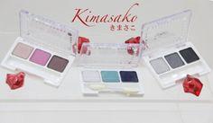 Kimasako Eye Shadow  Pallete for perfect your eye make up.