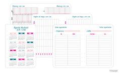 Minigougue: {Organisation} Filofax #5 - L'agenda étudiant 2015 / 2016 !