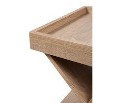 Petits Meubles - Table 3 en 1 SMART Chêne sonoma
