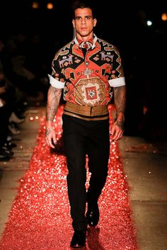 Givenchy Fall 2015 Menswear - Collection - Gallery - Style.com
