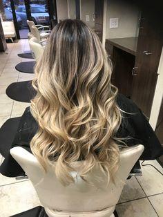 My hair 2/26/2018