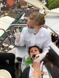 """Platz 3: """"Erlangen – Zahnmedizin studieren mit Aussicht"""" von Carolin Kirschner"""