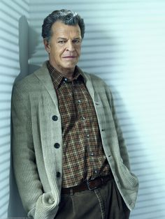 Walter Bishop - The Wire - The funniest and nicest ever