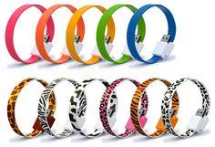 USB cable Bracelets! #lol
