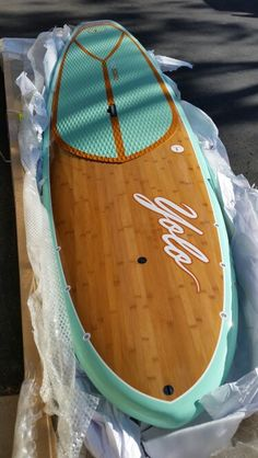 OH SO BEAUTIFUL!   YOLO Boards just arrived in the valley of the sun. Riverbound Sports Paddle Co.