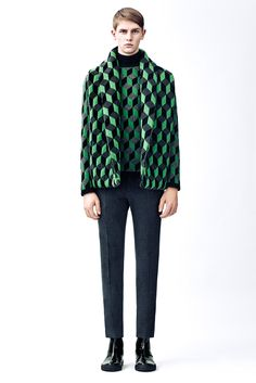 Christopher Kane Fall 2015 Menswear - Collection - Gallery - Style.com