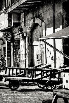 vintage photo of Manila, Philippines