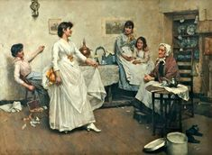 1000+ images about Newlyn School on Pinterest | British, Oil on canvas and English www.pinterest.com600 × 439Buscar por imagen leonard campbell taylor patience