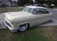 53merc 1954 Ford, Traditional Hot Rod, Lead Sled, Car Ford, Kustom, Chevy Trucks, Drag Racing, Old Cars, Custom Cars