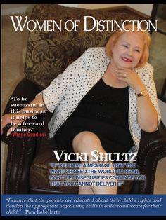 WDM - Vicki Shultz