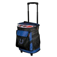Indianapolis Colts NFL Rolling Cooler