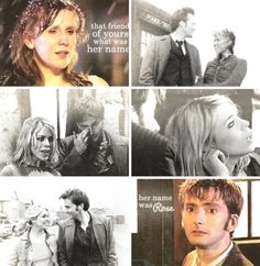 Right in the feels! Doctor Who