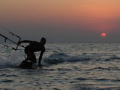 Kite surf Egypt été 08