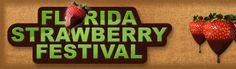 Florida Strawberry Festival  Plant City, FL