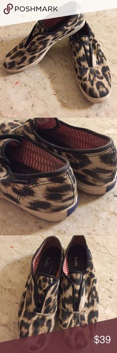 ⚜️Alice + Olivia for Keds Leopard Ltd. Ed. Shoes. ⚜️Alice + Olivia for Keds Leopard Ltd. Ed. Shoes.  Gently worn. Super cute leopard print kicks. Alice + Olivia Shoes Sneakers