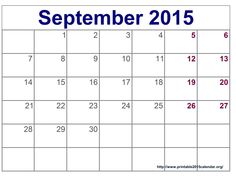 jewish calendar for september 2015