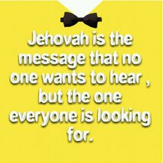Jehovah's Witnesses @jw_encouragement Instagram photos | Webstagram