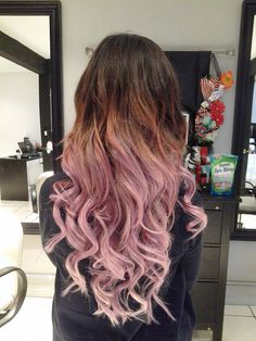 brown to light pink ombre | Flickr - Photo Sharing!