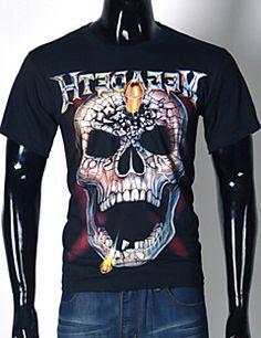 m 3d utskrifter menn t-skjorte – NOK kr. 88