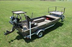 Canoe And Kayak, Kayak Fishing, Fishing Tips, Mini Bass Boats, Flat Bottom Jon Boat, Mud Boats, John Boats, Aluminum Fishing Boats, Boat Restoration