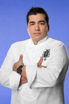 Iron Chef Garces My Favorite Food, Favorite Tv Shows, My Favorite Things, Chef Bobby Flay, Chef Shows, Tv Chefs, Iron Chef, Best Chef, Old Tv Shows