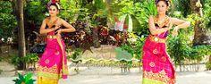 Tarian Penyambutan Selamat Datang di Pulau Putri