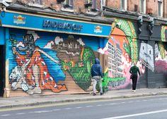 Street Art In Dublin [Photograph Supplied By William Murphy]